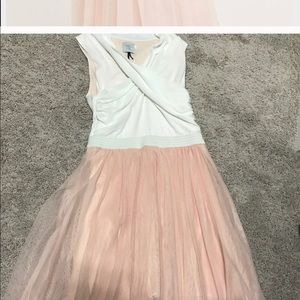 Anthropologie Dresses - TradedHD in Paris tulle dress